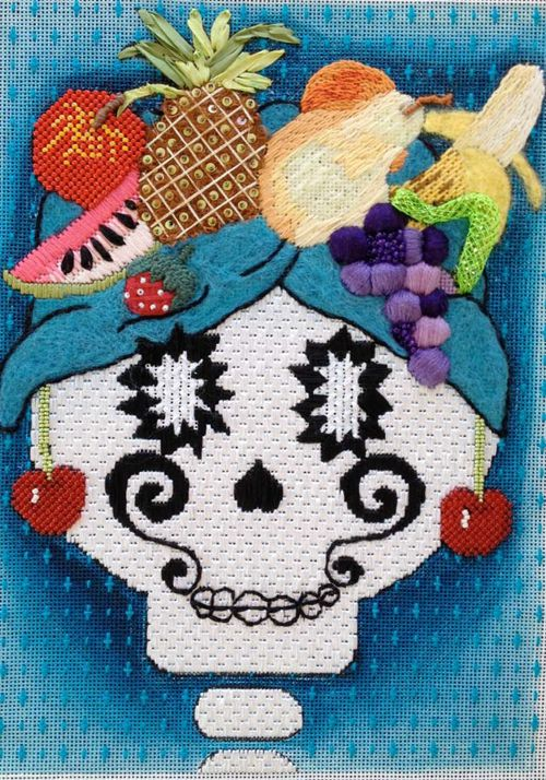 Carmen by Sundance Designs Needlepoint