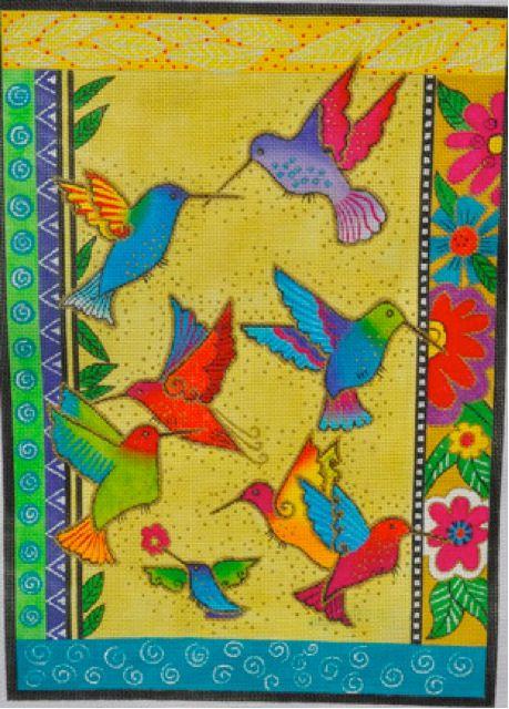 Rainbow Hummingbirds