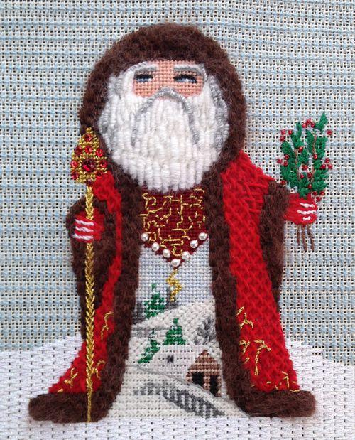 Holly Hills Santa Santa