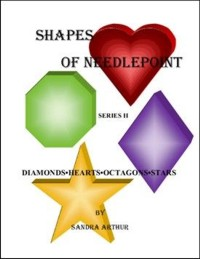 Shapes of Needlepoint Series II:  Circles Squares Triangles Rectangles