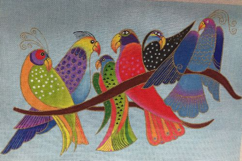 Songbirds from Danji Designs by Laurel Burch