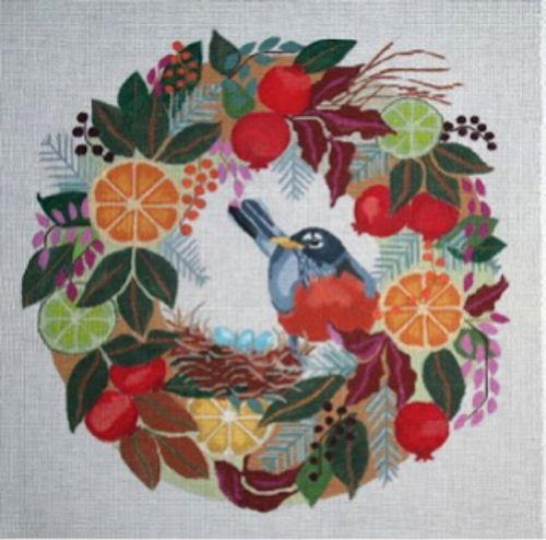 Robin Wreath - Melissa Prince
