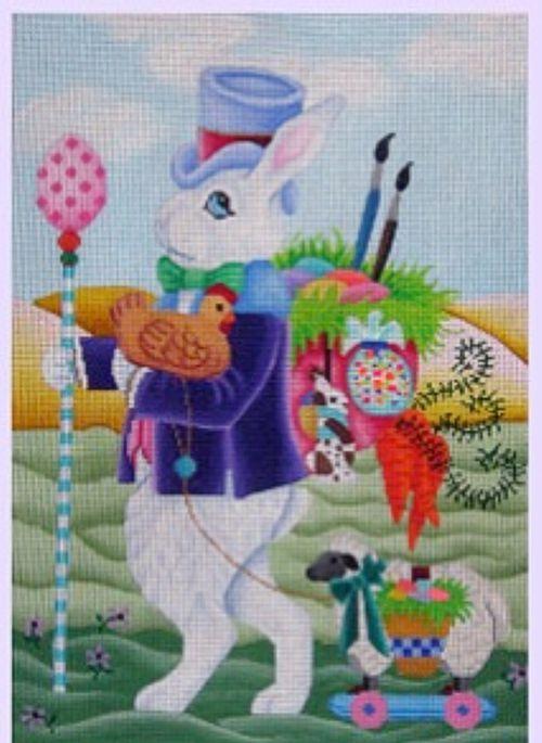 Large Easter Rabbit - Brenda Stofft